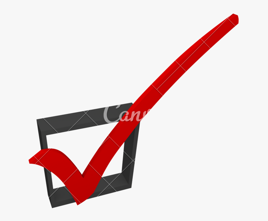 Check Box-cropped - Rating Mark, HD Png Download, Free Download