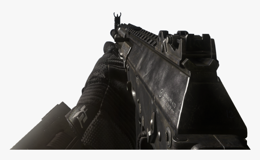 Ak 12 Call Of Duty Ghosts, HD Png Download, Free Download