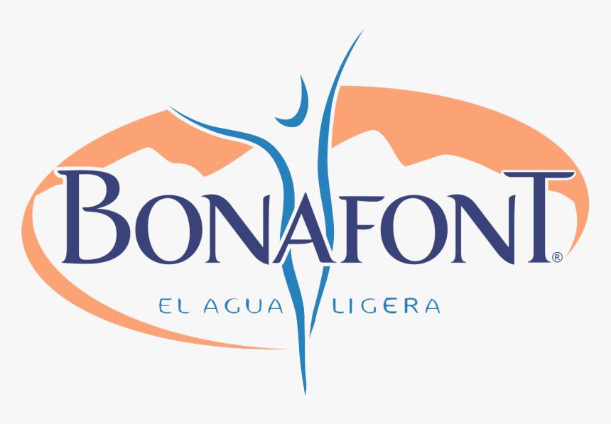 Logo Agua Bonafont Png, Transparent Png, Free Download