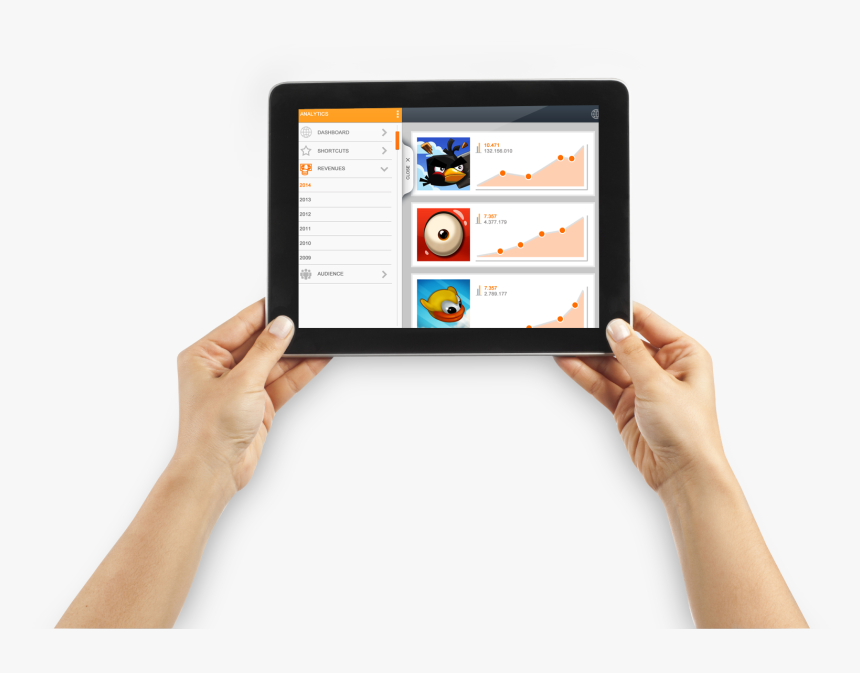 Tablet Computer, HD Png Download, Free Download
