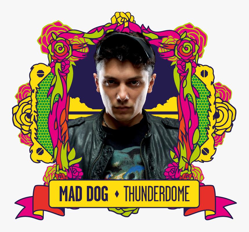 Mad Dog Png , Png Download - Dj Mad Dog, Transparent Png, Free Download