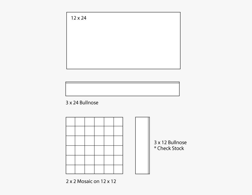 Tile Outline - Tile, HD Png Download, Free Download