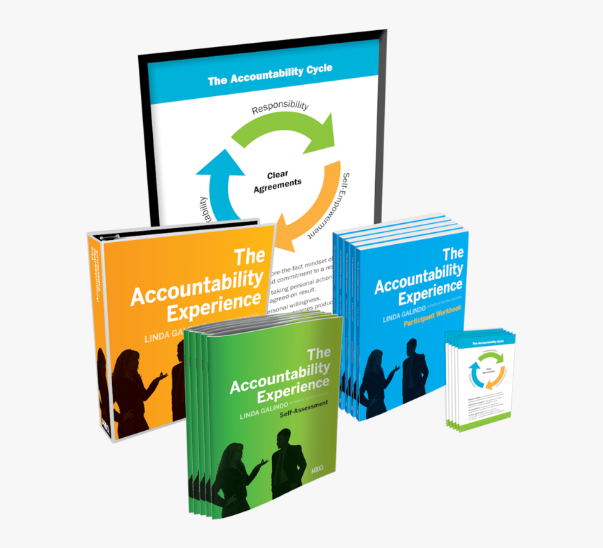 """Accountability Experience Starter Kit Trains 5 Participants""""   - Graphic Design, HD Png Download, Free Download"""