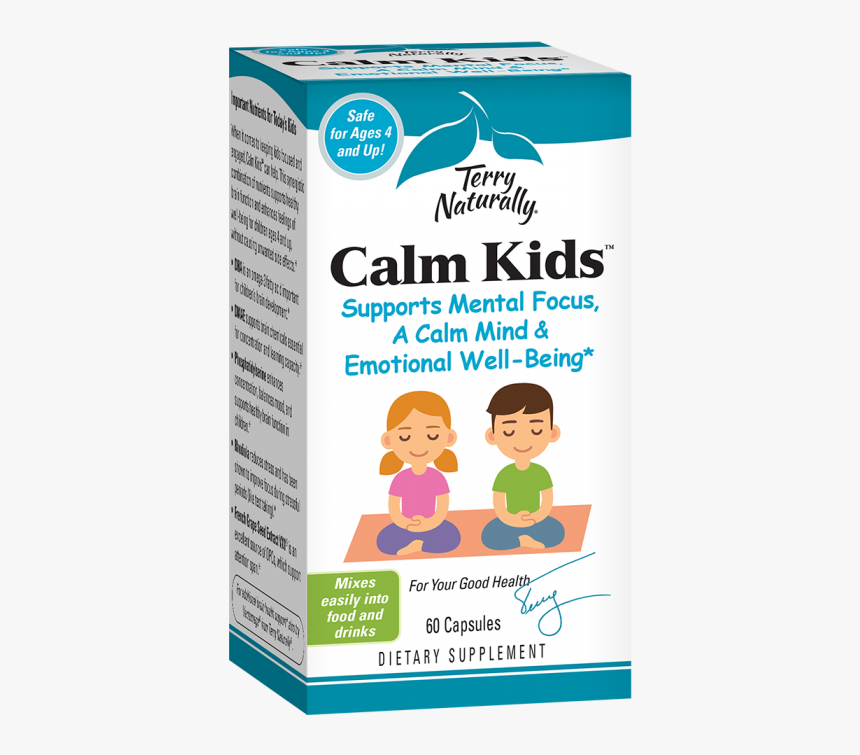 Calm Kids, HD Png Download, Free Download