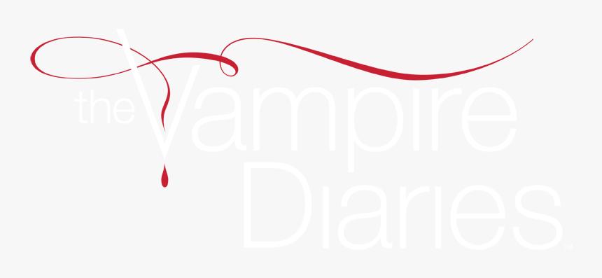 Vampire Diaries Logo Png, Transparent Png, Free Download