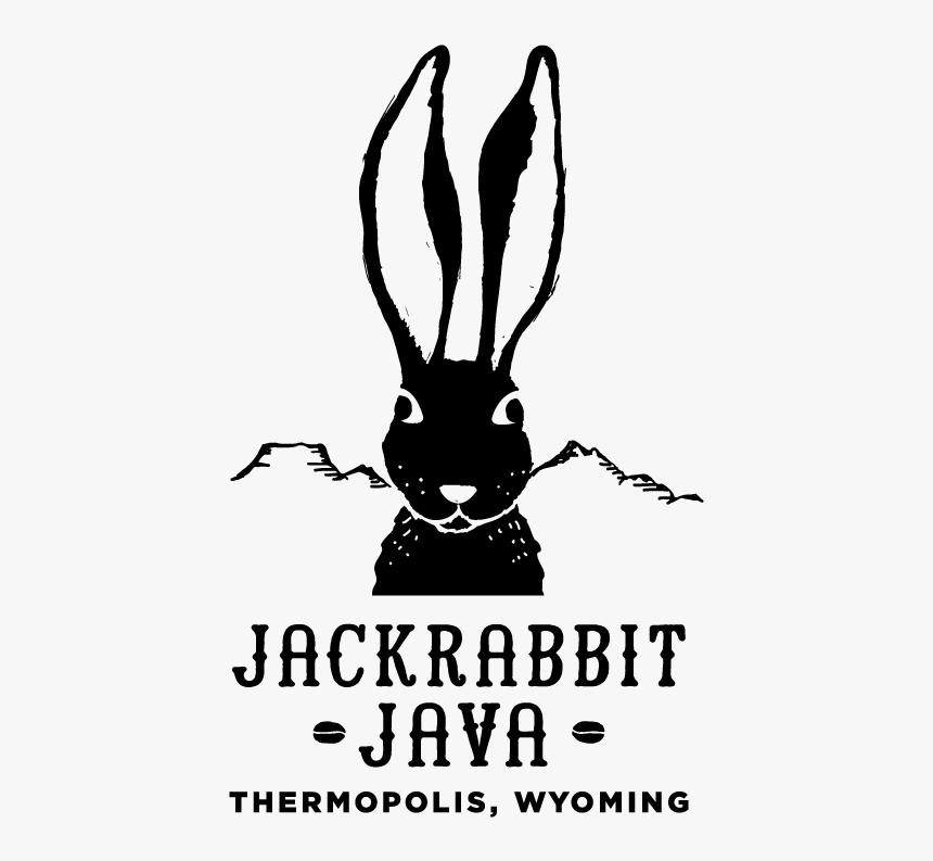 Image Of The Jackrabbit Java Logo , Png Download - Illustration, Transparent Png, Free Download
