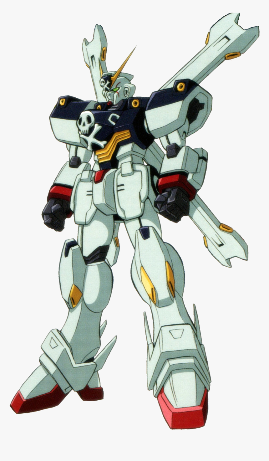 Front - Gundam X1, HD Png Download, Free Download