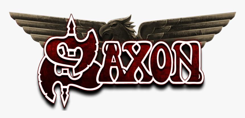 Never Surrender Saxon Heavy Metal Seo Webmaster - Saxon Logo, HD Png Download, Free Download