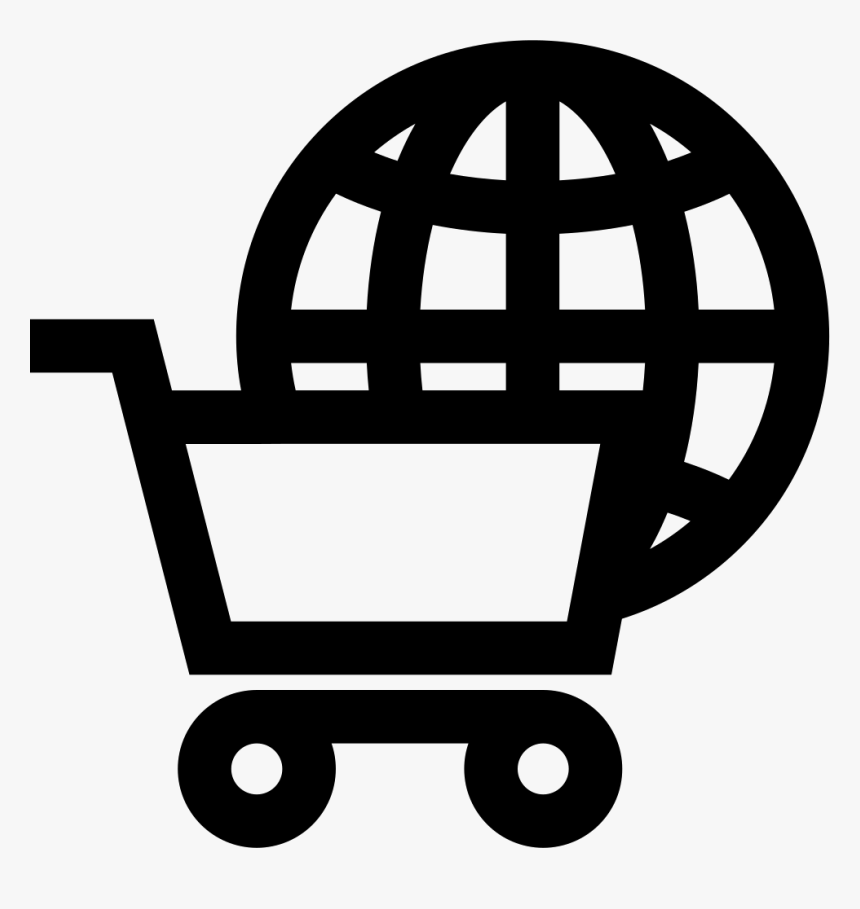 International E-commerce - E Commerce Icon .png, Transparent Png, Free Download