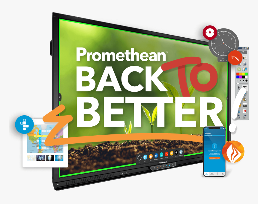 Back To Better Hero Image - Online Advertising, HD Png Download, Free Download