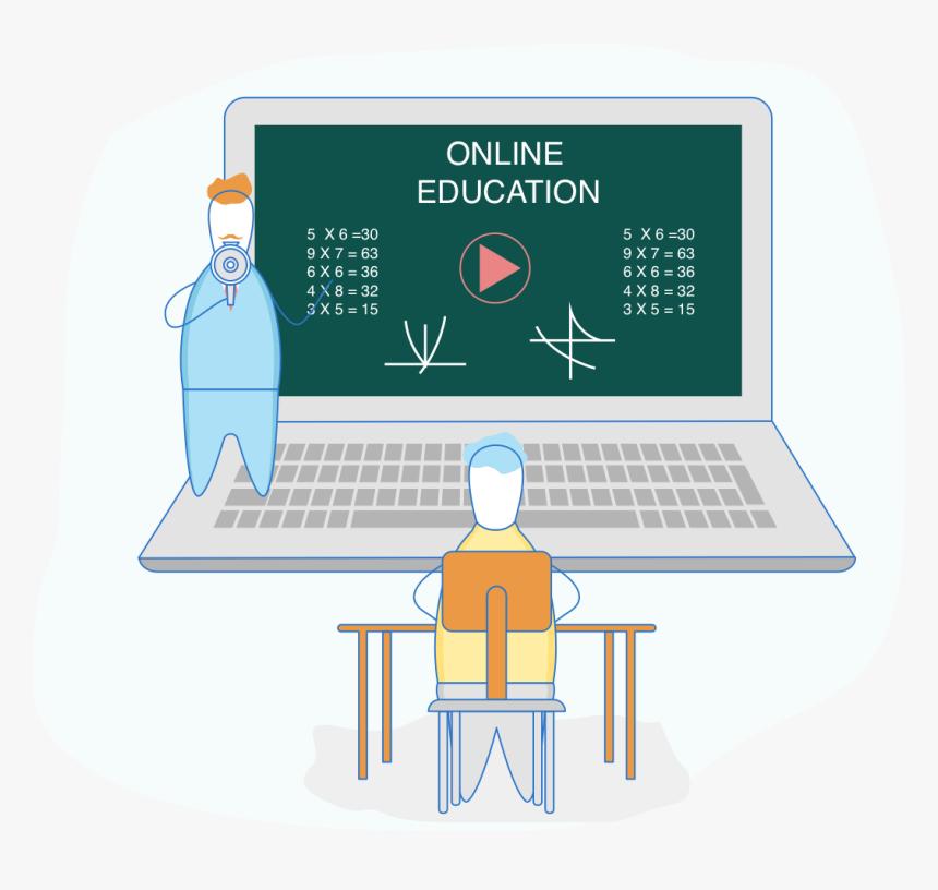 Cometchat E Learning Laptop Png Marketing Transparent Png Kindpng