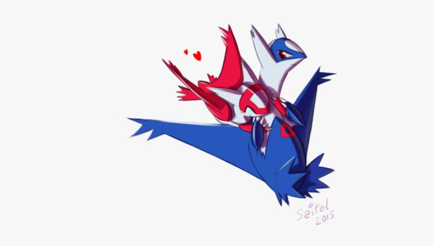 Seltel 201s Pokémon Omega Ruby And Alpha Sapphire Pokémon - Latios And Latias Pokémon Costumes, HD Png Download, Free Download