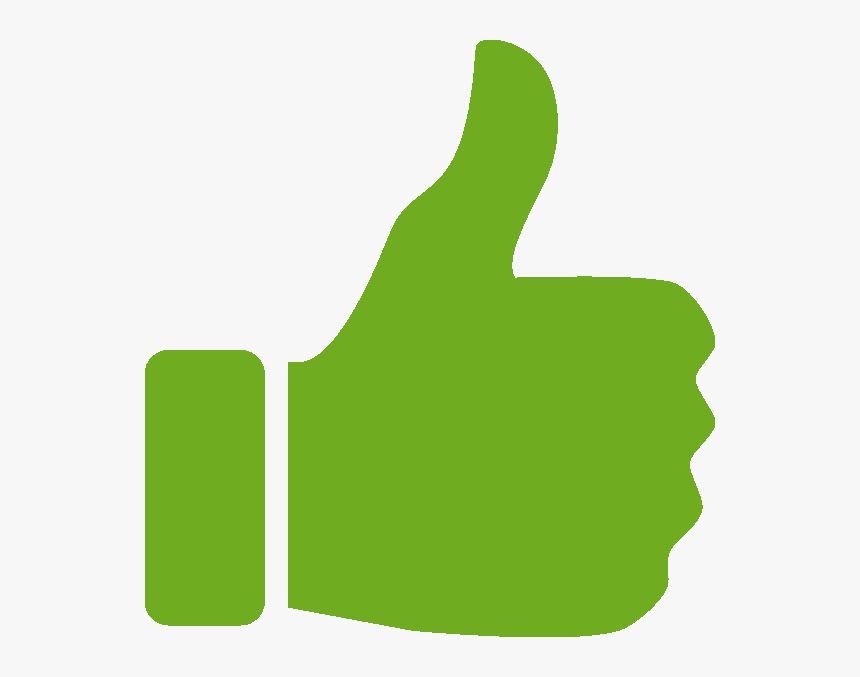 Transparent Thumbs Up Icon Png - Thumbs Up Icon Green, Png ...