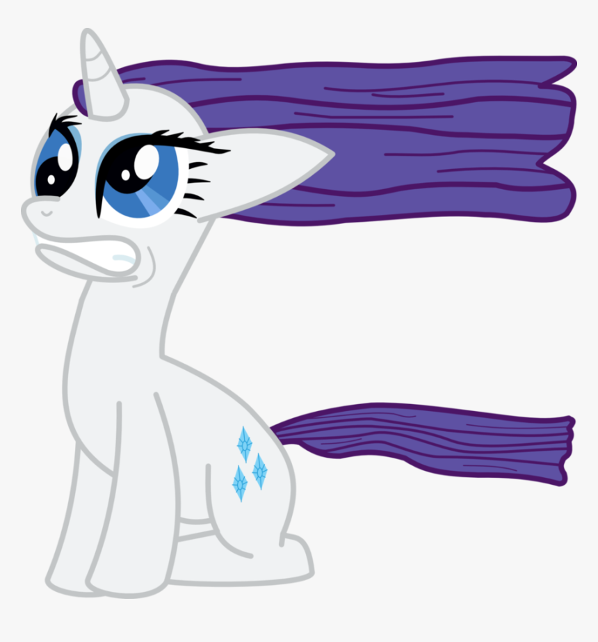 Rarity High Speed Wind Vector By Perplexedpegasus - Mlp Rarity Wind Face, HD Png Download, Free Download