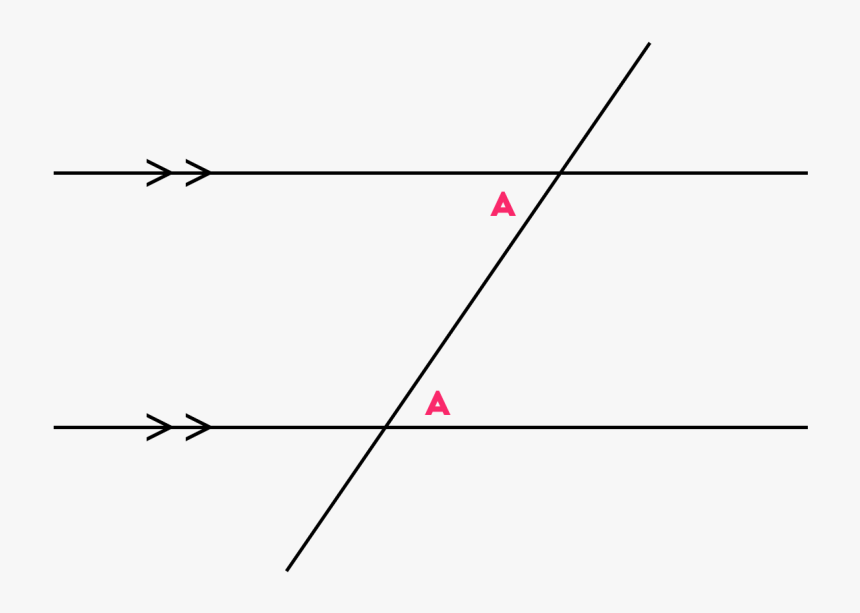 Alternate Angles - Parallel Lines, HD Png Download, Free Download