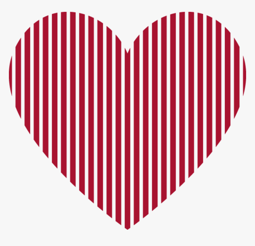 Red Heart Lines Png Image - Nite Fields Depersonalisation Songs, Transparent Png, Free Download