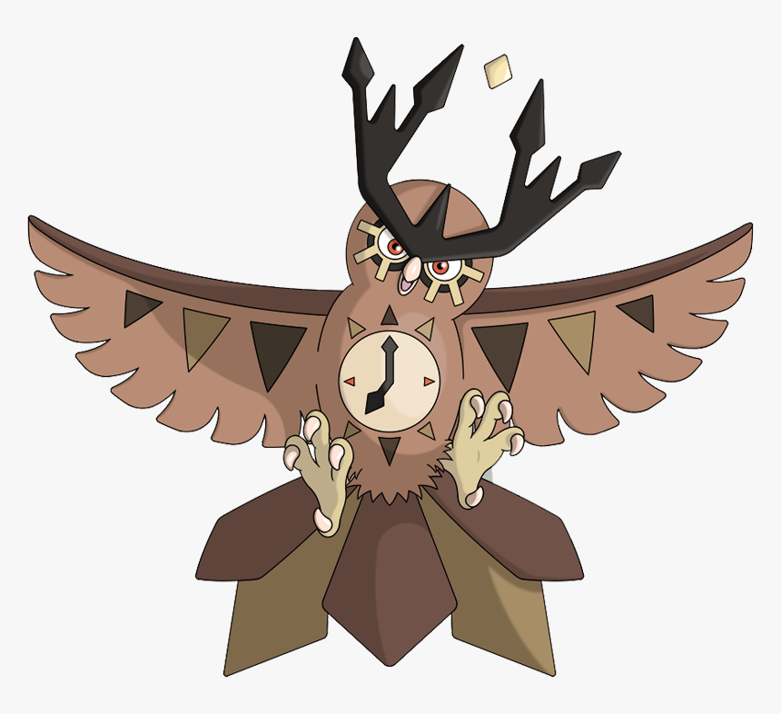 Mega Noctowl, HD Png Download, Free Download