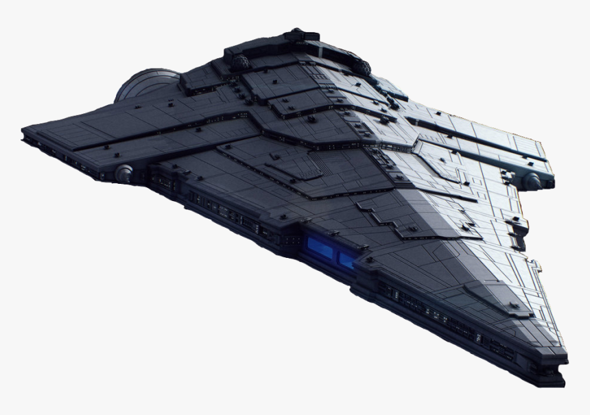 Imperial Civil War Era - Star Wars Fanon Destroyer, HD Png Download, Free Download