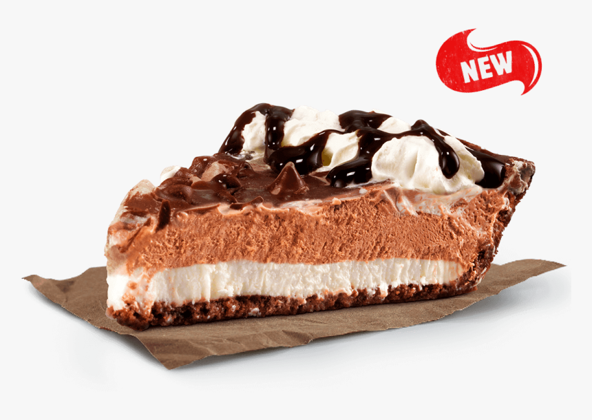 Hersheys Chocolate Cream Pie - Hungry Jacks Lava Cake, HD Png Download, Free Download