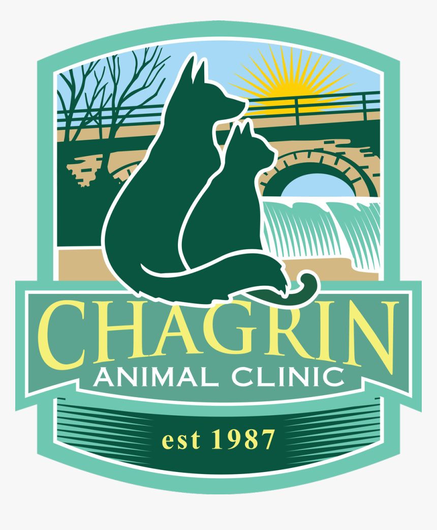 Chagrin Animal Clinic - Illustration, HD Png Download, Free Download