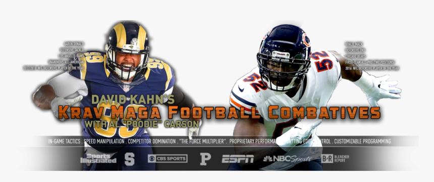 Krav Maga Football Header - Sprint Football, HD Png Download, Free Download
