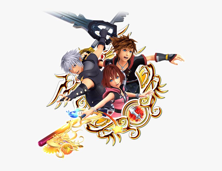 Kingdom Hearts Key Art, HD Png Download, Free Download