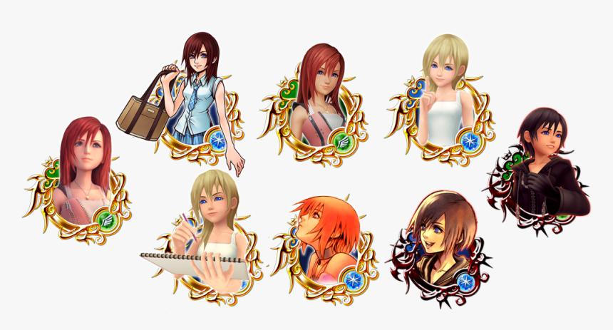 Kairi Kingdom Hearts 2, HD Png Download, Free Download