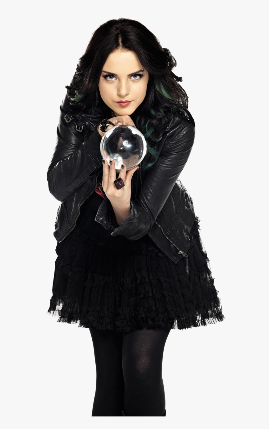 Thumb Image   Elizabeth Gillies On Victorious, HD Png Download ...