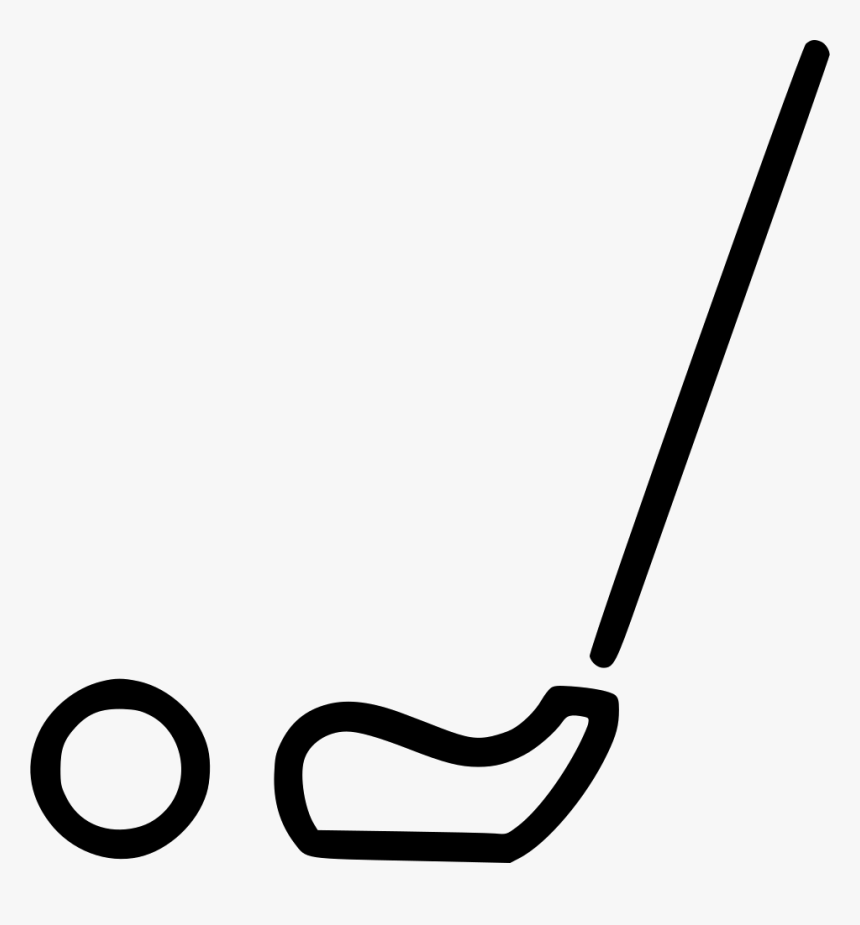 Golf Puck Ball Fun - Golf Puck, HD Png Download, Free Download