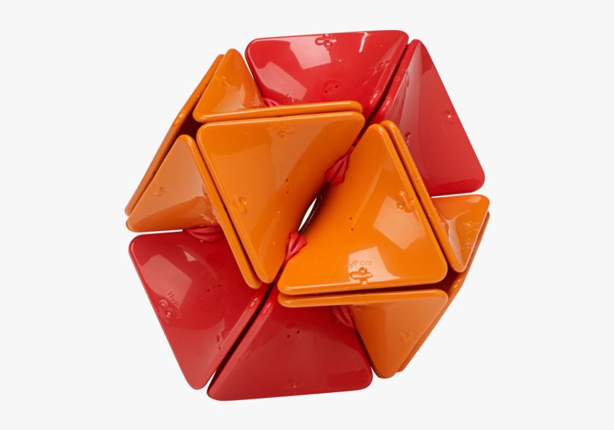 Rhombic Dodecahedron - Triangle, HD Png Download, Free Download