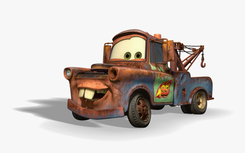 Cars Disney Characters Png, Transparent Png, Free Download