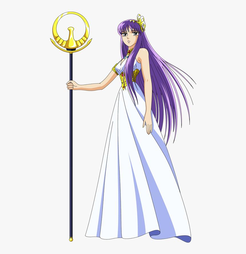Athena Saint Seiya, HD Png Download, Free Download