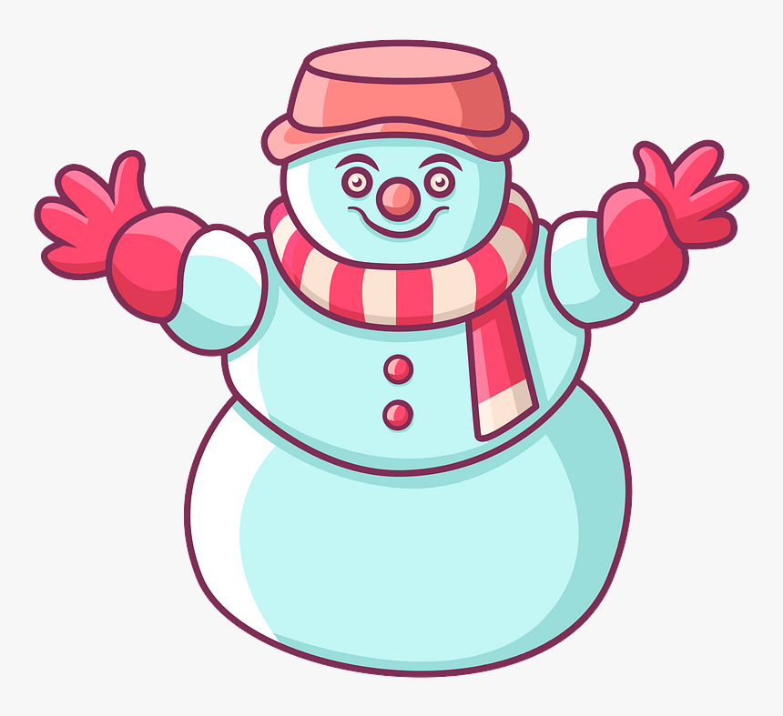 Printable Snowman Coloring Pages Hd Png Download Kindpng