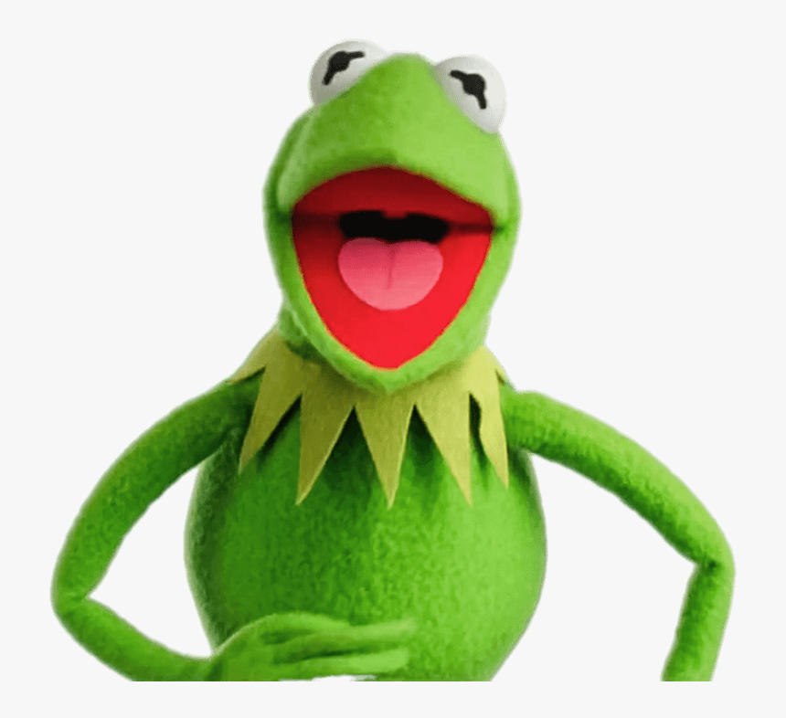 Kermit The Frog Laughing - Funniest Kermit The Frog, HD Png Download, Free Download