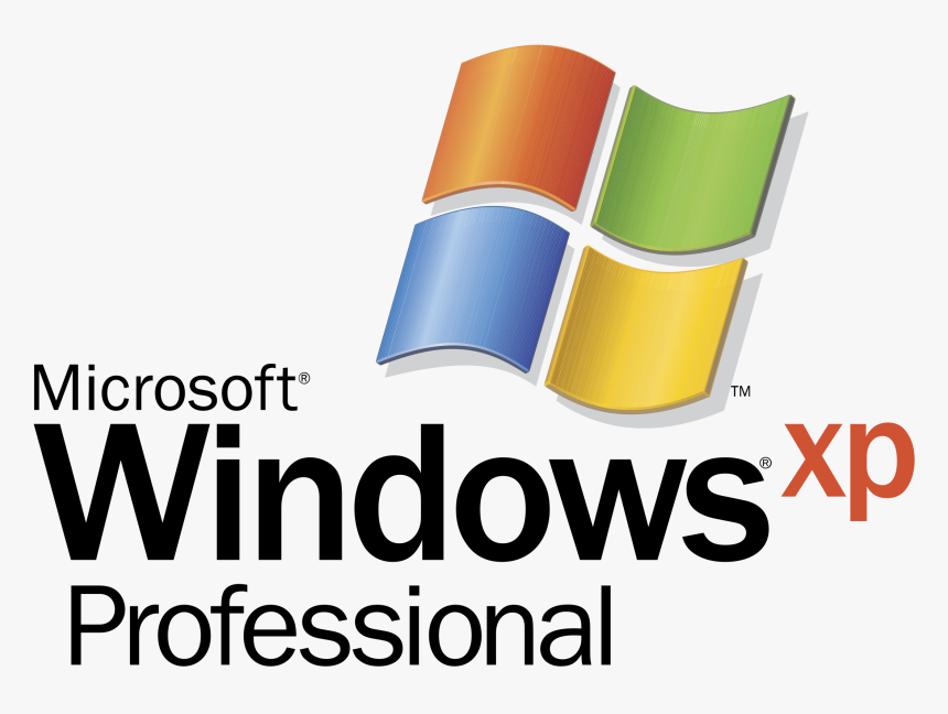 Windows Xp Professional Logo, HD Png Download, Free Download