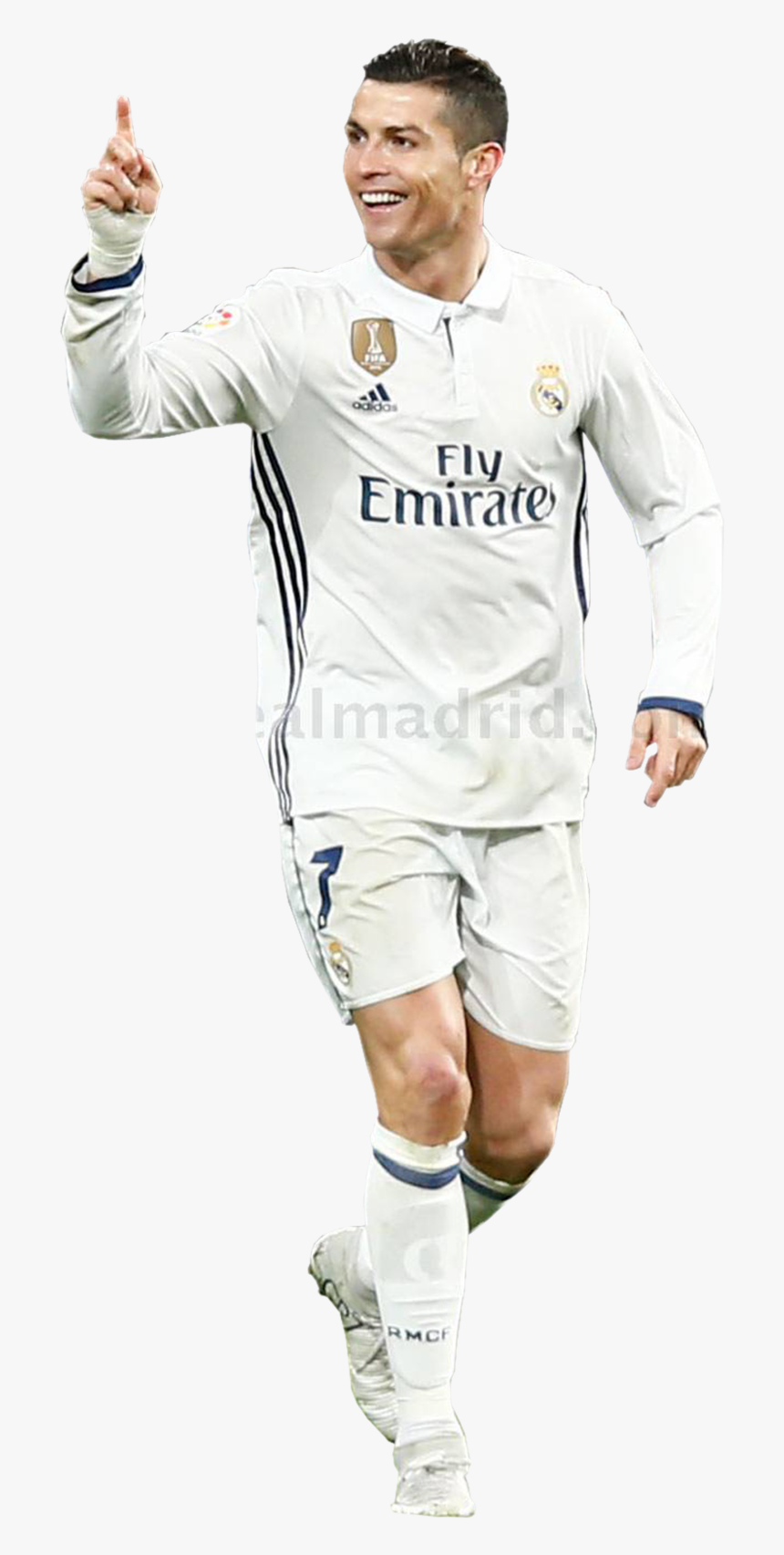 Cristiano Ronaldo Real Madrid 2017 Png Clipart Clipart - App Has Been Updated Pes 2019, Transparent Png, Free Download