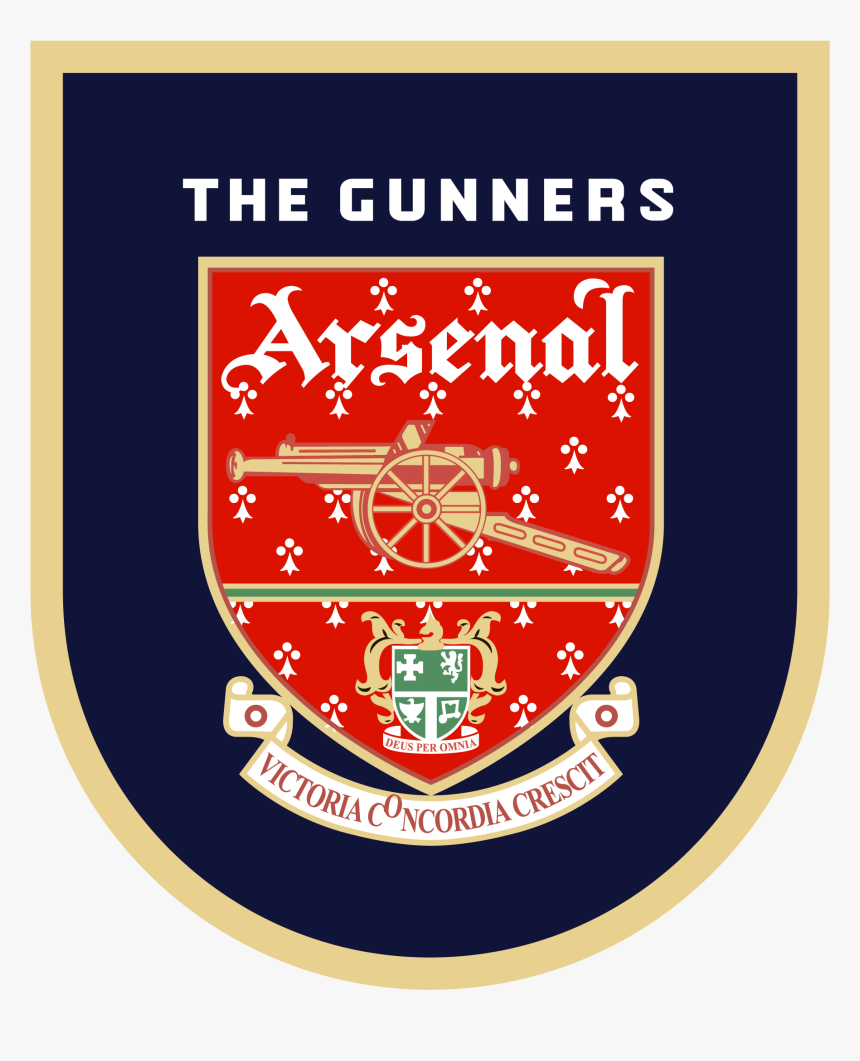 Arsenal Crest, HD Png Download, Free Download