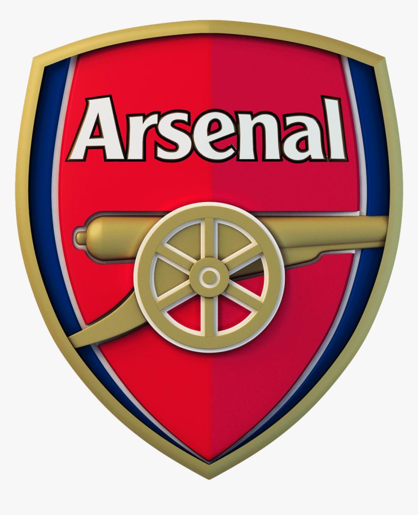 Symbol Of Arsenal -3d Model, 3d Models - Emirates Stadium, HD Png Download, Free Download