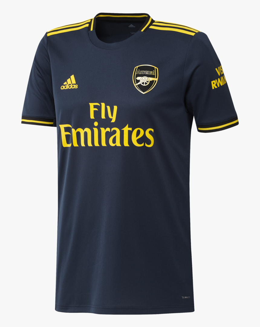"""Arsenal Fc 19/20 3rd Jersey""""  Title=""""arsenal Fc 19/20 - Arsenal, HD Png Download, Free Download"""