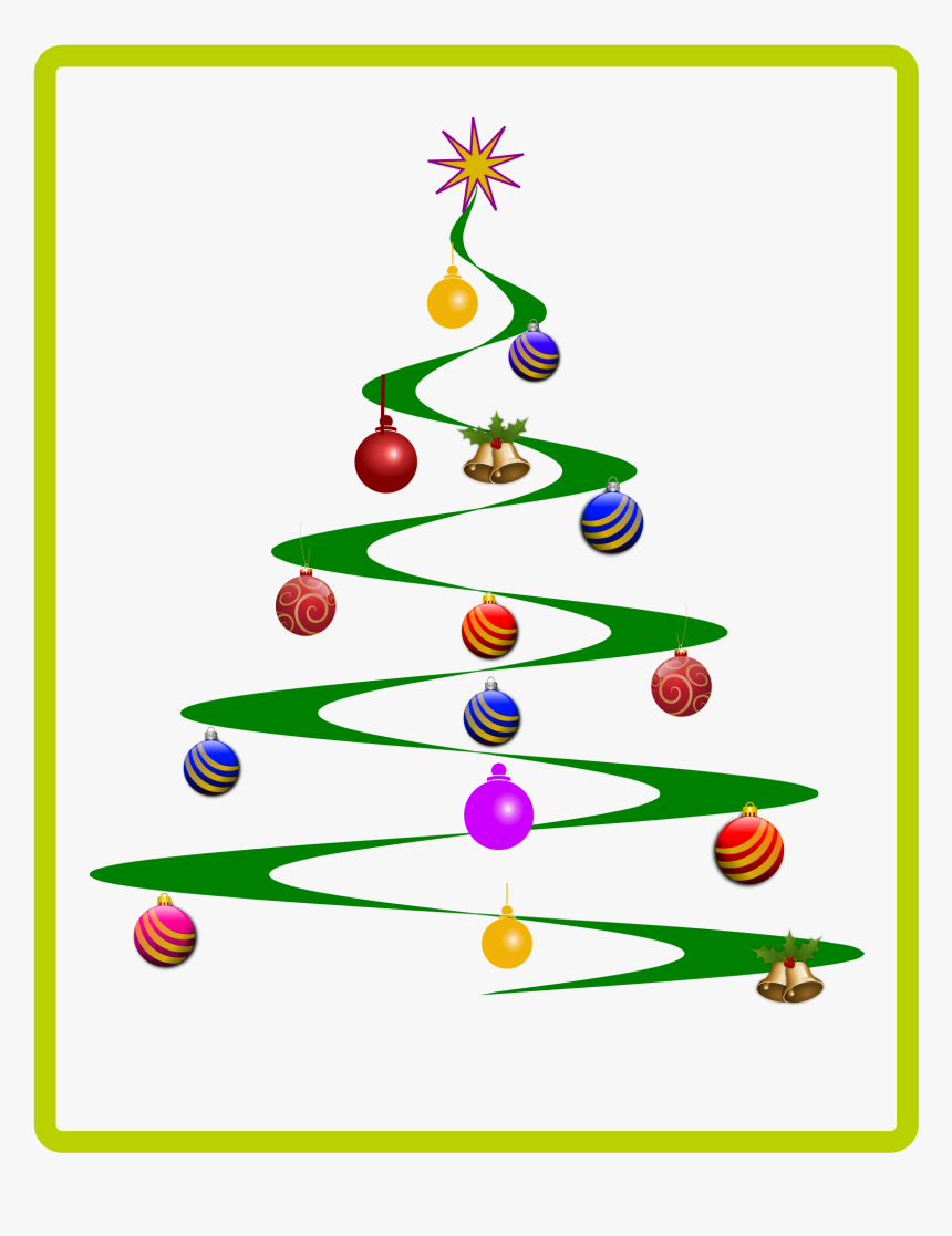Transparent Christmas Trees Clipart - Clip Art, HD Png Download, Free Download