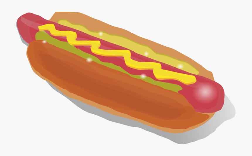 Hot Dog Clip Art, HD Png Download, Free Download