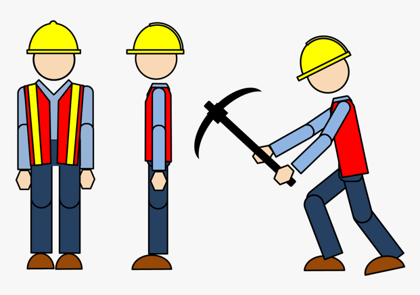 Collection Of Workers - Worker Clipart, HD Png Download, Free Download