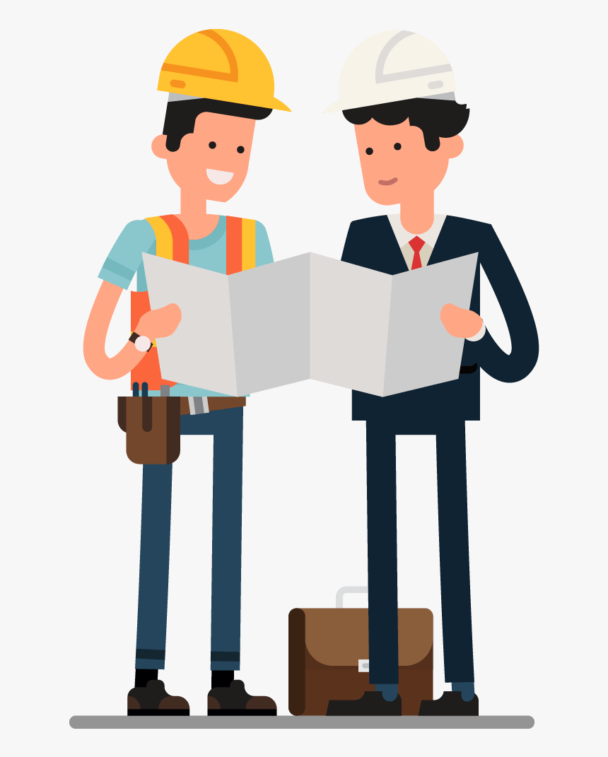 Civil Engineer Clipart, HD Png Download, Free Download