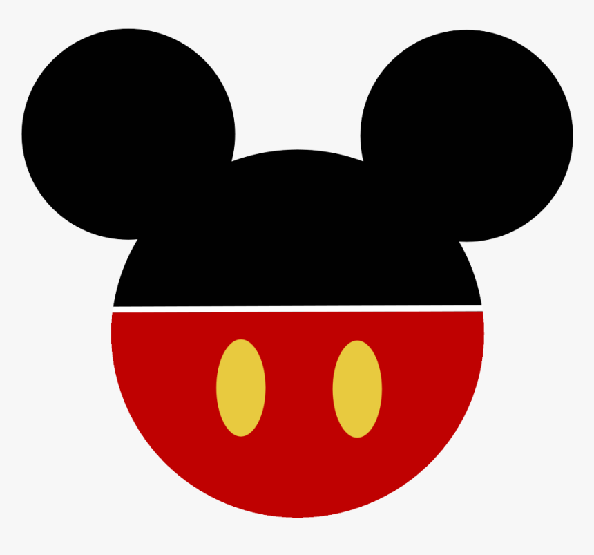 Clip Art Mouse Silhouette For Disney Mickey Mouse Head Hd Png Download Kindpng