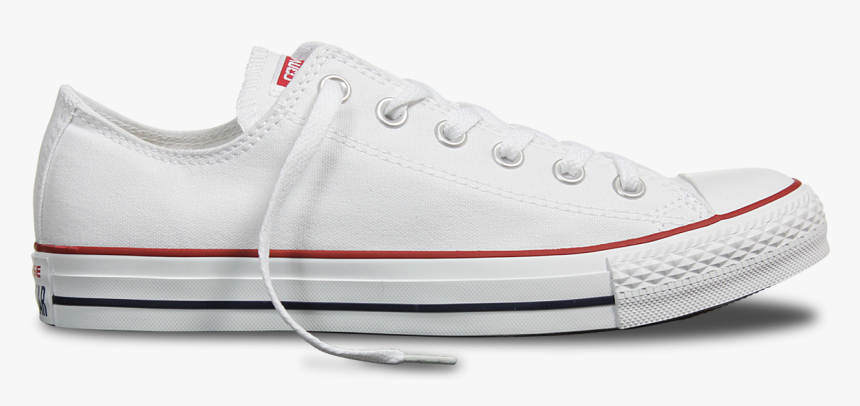 Chuck Taylor All Star Classic Colour Low Top White, HD Png Download, Free Download