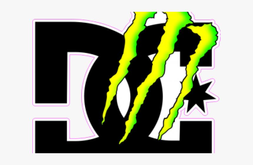 Monster Energy Clipart Tattoo Motocross Monster Logo Hd Png Download Kindpng