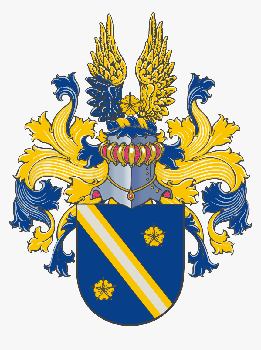 Clipart Shield Family - Van Niekerk Family Crest South Africa, HD Png Download, Free Download