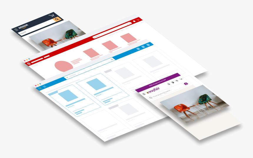 Wayfair Market Share - Brochure, HD Png Download, Free Download