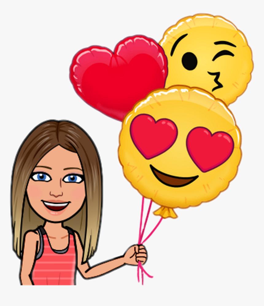 #snapchat #bitmoji #love #emoji #iphone #iphoneemoji - Snapchat Bitmoji Love, HD Png Download, Free Download