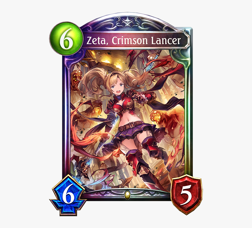 Shadowverse Sea Queen Otohime, HD Png Download, Free Download